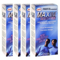 Maxim Sensitive Roll On 4-pack - Save 35%