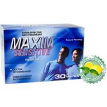 Maxim Sensitive Wipes